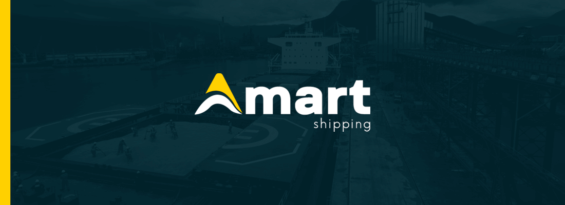 Agora somos AMART SHIPPING | Amart Shipping |   | Customs Broker | Customs Clearance | Shipping Agency
